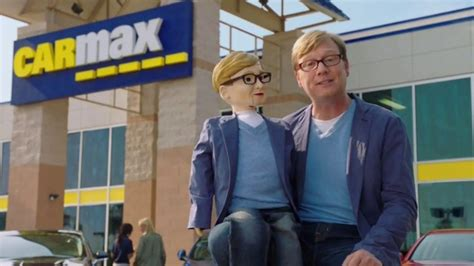 actor in carmax commercial carmax tv commercial puppet featuring andy daly ispot tv