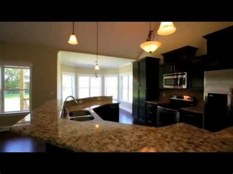3 Bedroom Ranch Floor Plans by 1800 Sq Ft Open Floor Plan Youtube