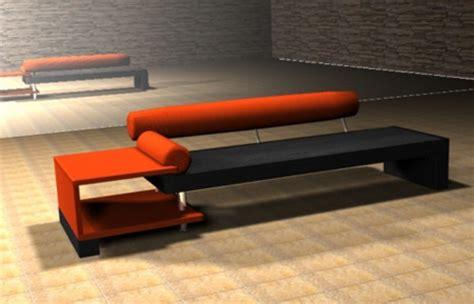 andre couch orange contemporary sofa design from andrej statskij