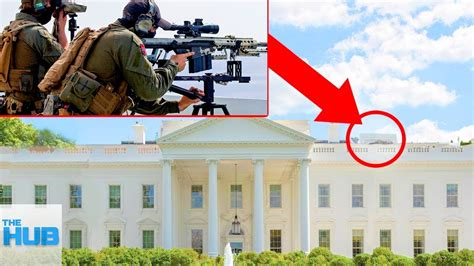 the white house youtube 10 crazy security features in the white house youtube
