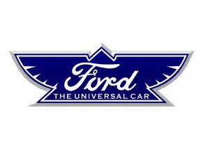 Ford Decals And Emblems Ford 1912 Vintage Emblem Die Cut Decal 4 Sizes
