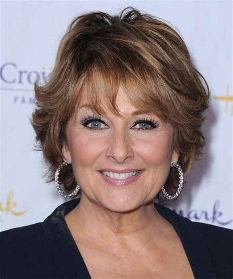 short haircuts for women over 50 formal affair hairstyles for women over 60 cristina ferrare hairstyle