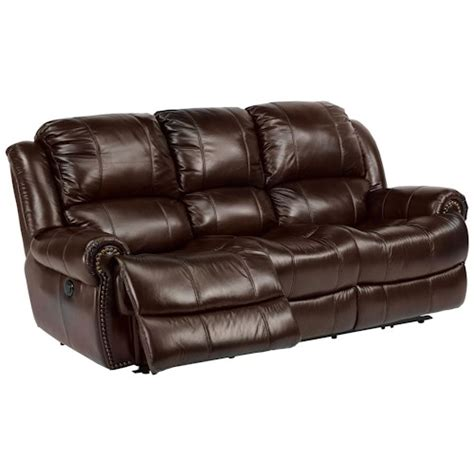 Flexsteel Latitudes Reclining Sofa Flexsteel Latitudes Capitol Power Reclining Sofa With