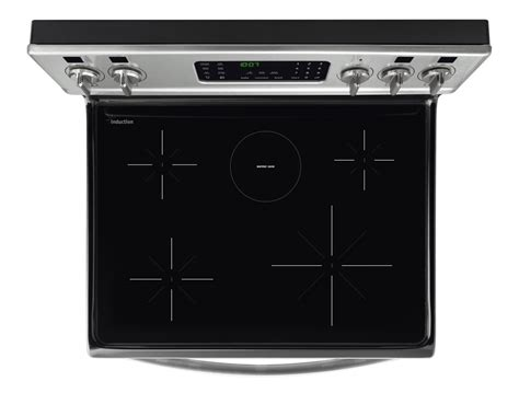 appliances induction ranges frigidaire launches new gallery freestanding induction range electrolux newsroom us