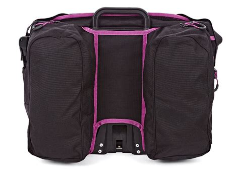Berry By Huer Yaomi Backpack Large St brompton luggage brompton c bag black with berry crush