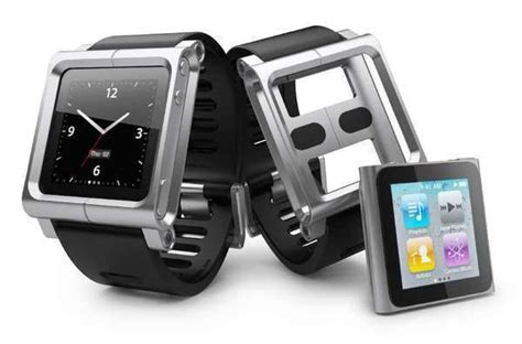 Ipod Nano 6th Like Iwatch Rubber remembering apple s iwatch the 6th generation ipod nano latimes
