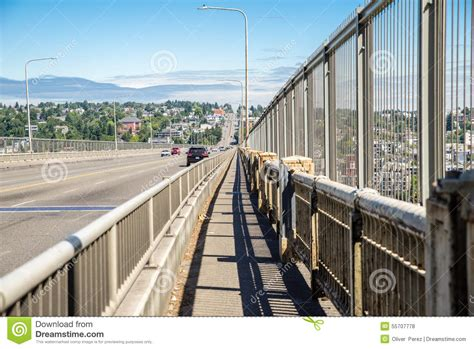 seattle city light moving aurora bridge seattle washington stock photo image 55707778