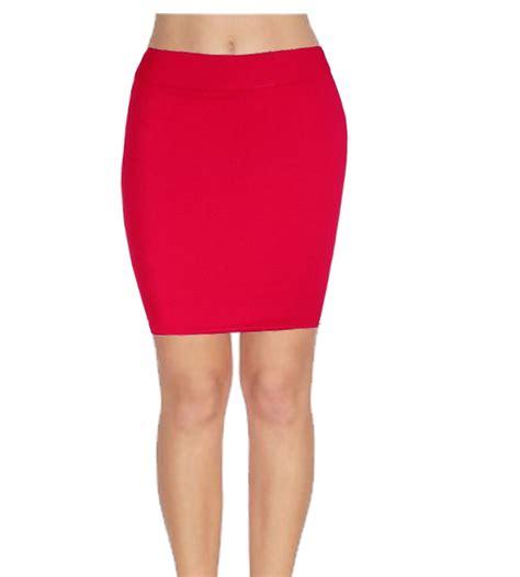 Pencil Mini Skirt spandex mini pencil skirt elizabeth s custom skirts