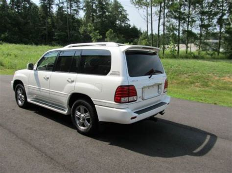 2007 lexus lx470 for sale by owner purchase used 2007 lexus lx470 in ooltewah tennessee