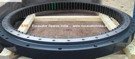 hyundai   excavator ring gear slew bearing itr  rs  pieces