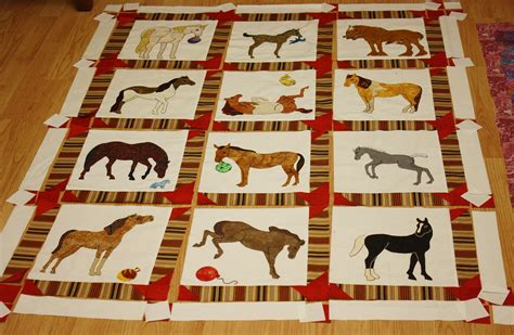 free printable cowboy quilt patterns the last horse quilt horse quilt patterns and horse
