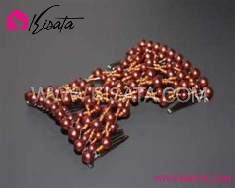 beaded hair accessories china beaded hair comb m1204 china hair accessories