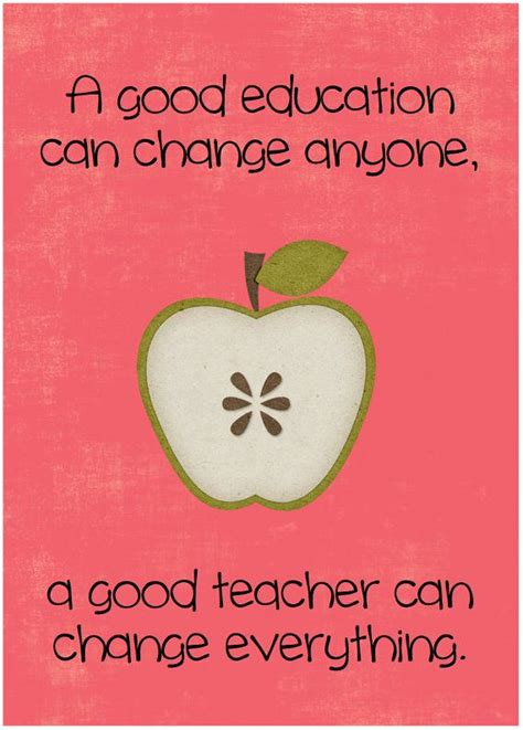 Education Quotes Quotes For Teachers - education quotes for teachers quotesgram
