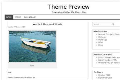 themes wordpress open source 33 brand new open source wordpress themes for 2013