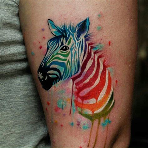 zebra tattoo best 25 zebra tattoos ideas on animal tattoos