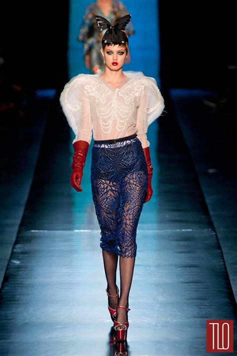 chicos spring collection 2014 jean paul gaultier spring 2014 couture collection tom
