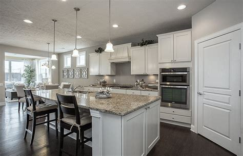 Pulte Homes Kitchen Cabinets by New Homes In Cleveland By Pulte Homes New Home Builders