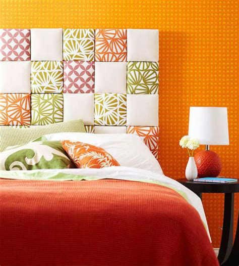 Easy Fabric Headboard by Back To Gorgeous Diy Headboards For A Charming Bedroom