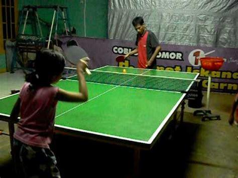 Meja Tenis Meja 1 Set febry tenis meja