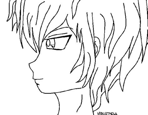 Anime Boy Coloring Pages Free Coloring Pages Of Anmie Guys by Anime Boy Coloring Pages