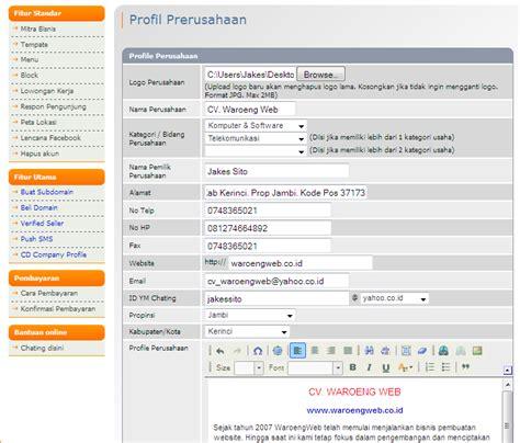 membuat web jurnal online jurnal artikel ekonomi cara cepat membuat website untuk