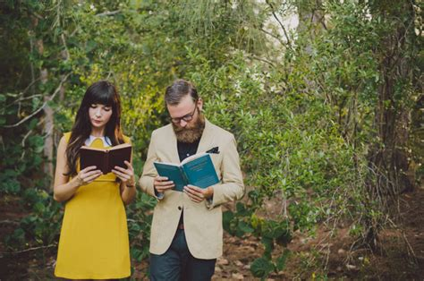 Wes Anderson Inspired Engagement Photos Green Wedding | wes anderson inspired engagement photos green wedding