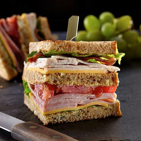 Buy Bread Toaster All American Club Sandwich Recipe Land O Lakes