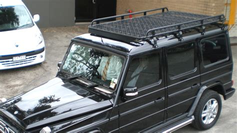 G Wagon Roof Rack by Mercedes G Wagon Roof Racks