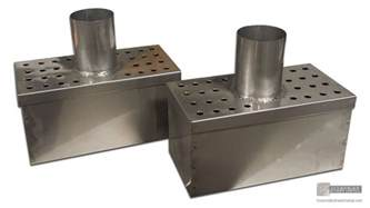 Custom Made Kitchen Cabinets metal dryer vent buckets with lint trap stainless steel