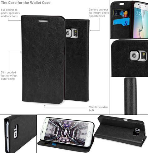 Card Holder Sam S Daniel olixar samsung galaxy s6 wallet black