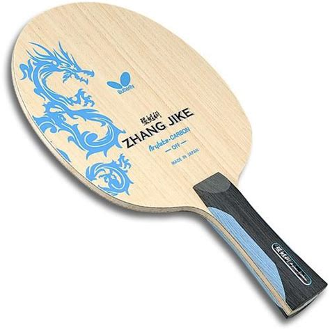 butterfly zhang jike arylate carbon table tennis blade