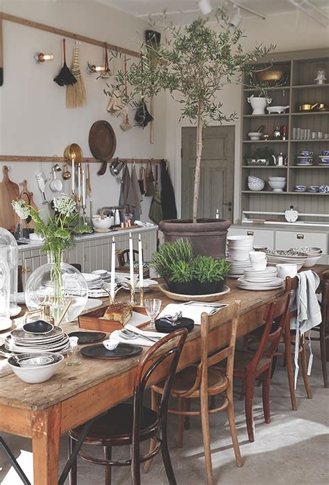 kitchen and dining room tables 14 country dining room ideas decoholic