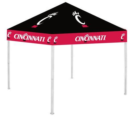 Of Cincinnati Canopy by Cincinnati Bearcats Tent Canopy