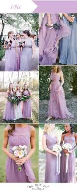 top ten wedding colors for summer bridesmaid dresses 2016 tulle chantilly wedding blog