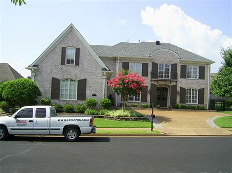 memphis house painters certapro painters 174 portfolio of our fine craftsmanship