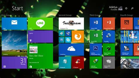 wallpaper animasi windows 8 cara merubah background start screen pada windows 8 1