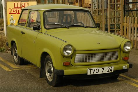 lada anni 60 trabant