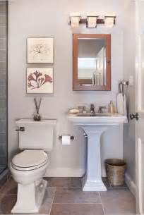 simple small bathroom decorating ideas