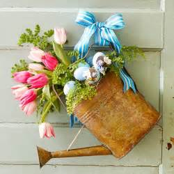 easter door decorations mix and chic fun fresh and fabulous easter decorating ideas