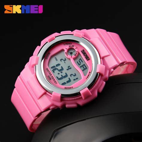 Jam Tangan Murah Jam Tangan Anak Skmei 1163 Dual Time Skmei skmei jam tangan anak dg1161 pink jakartanotebook