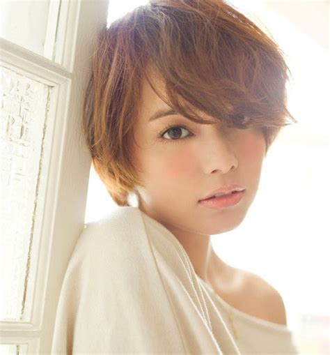 korean short hairstyles for women