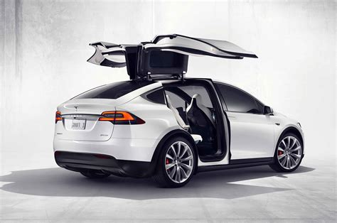How Do You Open A Tesla Door Photo Gallery 698871 2016 Tesla Model X Debuts With 257