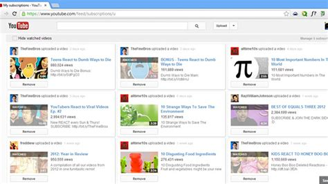 o layout do youtube mudou menyembunyikan video youtube yang saya sukai riobermano com