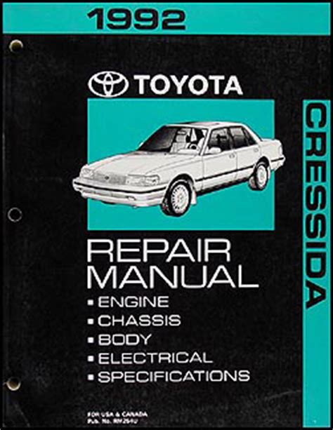 download car manuals pdf free 1992 toyota cressida lane departure warning aimee raglin