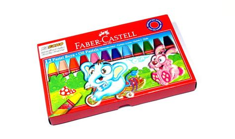 Faber Castell 12 Colors Pastels faber castell learning pastels pastel 12 125312 pb512 ebay