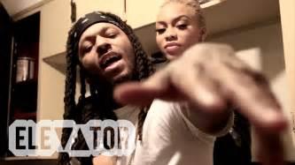 Montana of 300 trap queen remix video ft jalyn sanders elevator