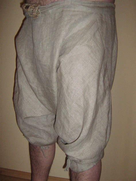 Long  legged braies » Braies » Medieval On line Shop