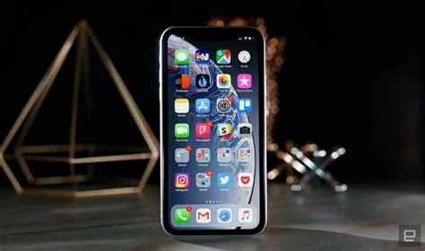 来週にもiphone xrの国内キャリア価格が値下げ iphone xはひそかに生産再開か engadget 日本版