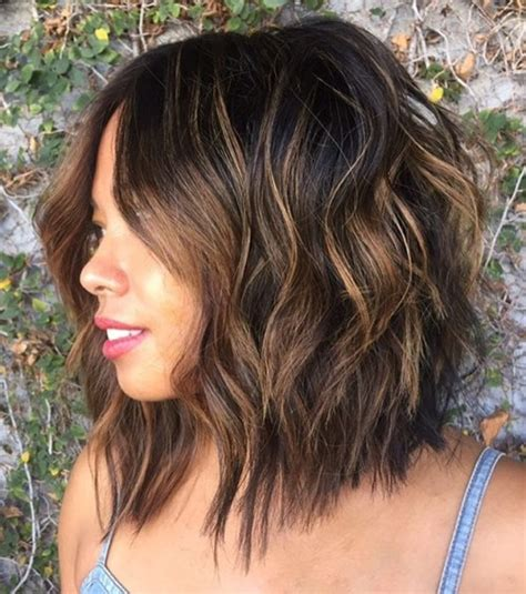haircut for round face flat nose 50 cute looks with short hairstyles for round faces