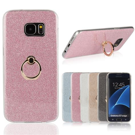 Samsung S7 Flat Teddy 3d Soft Casing Cover Ka Berkualitas quusimple cover for samsung galaxy s5 s6 s7 edge bling shining glitter soft clear tpu